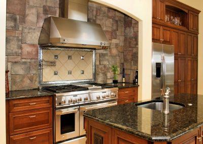 Frontenac Kitchen