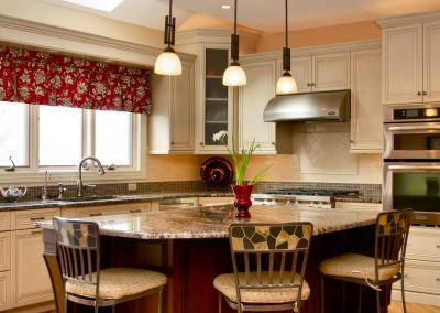 Lake Barrington Traditional Kitchen