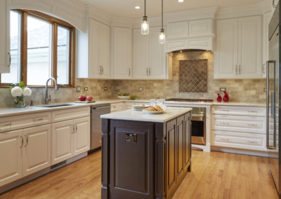 Hidden Lakes Transitional Kitchen