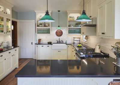 Elgin Cottage Kitchen