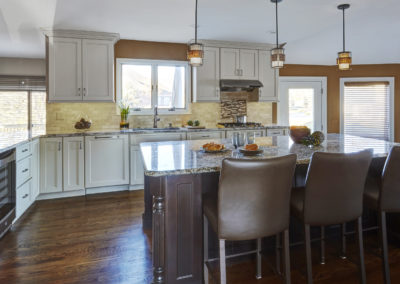 The Shetlands Transitional Kitchen