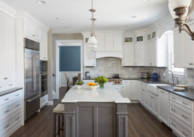 Dundee Transitional Kitchen